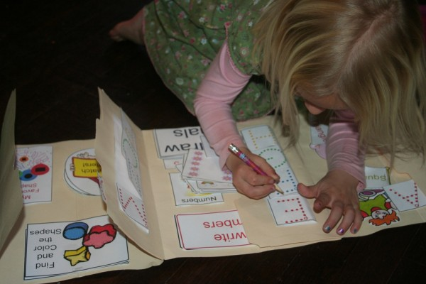 Ruby Alexandra: Letters, Shapes, and Numbers