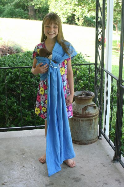 Liberty Skye: model in the making.