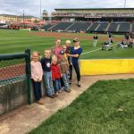 Many Small Children and Minor League Baseball